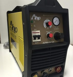 2016 AHP AlphaCut 60 60 Amp plasma cutter