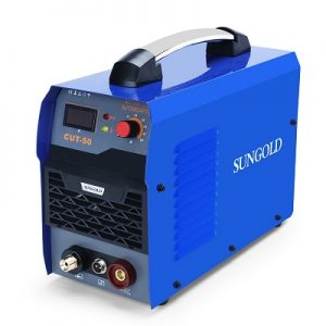 SUNGOLDPOWER 50A Air Plasma Cutter Inverter DC Digital Display IGBT Portable