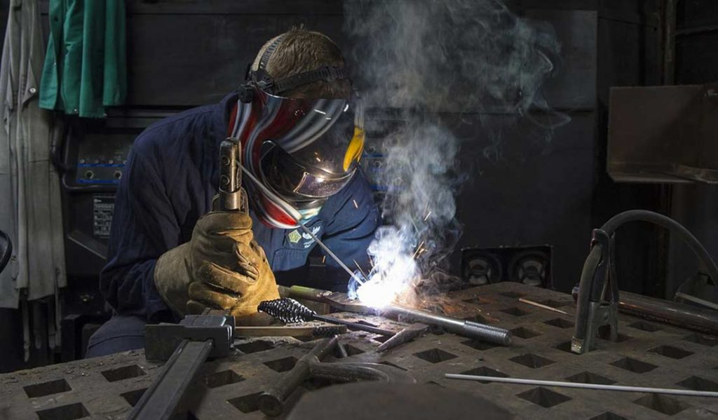 How To Weld Like A Pro