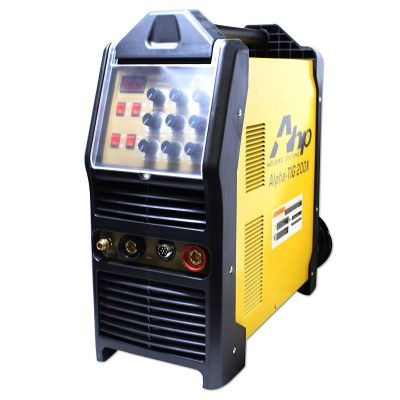 AHP AlphaTIG 200X 200 Amp IGBT AC DC Tig-Stick Welder