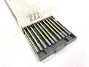 Tungsten Electrodes for TIG Welding