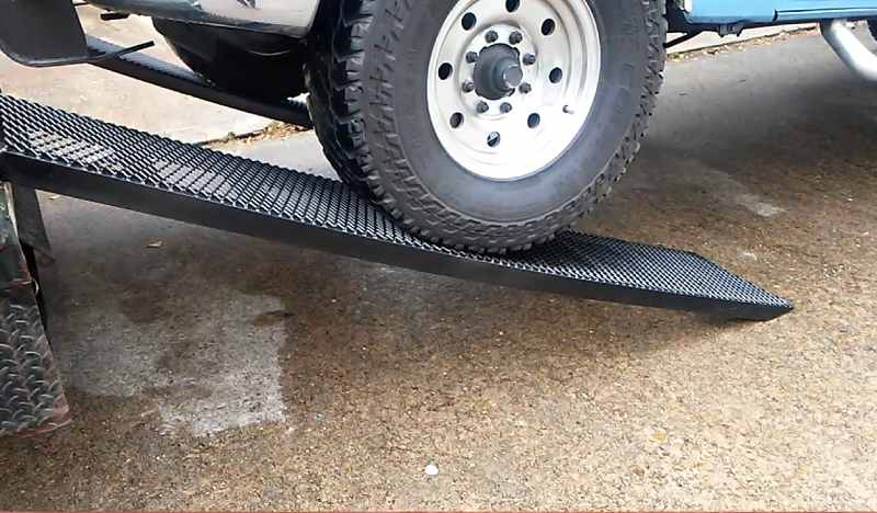 How To Build Trailer Ramps