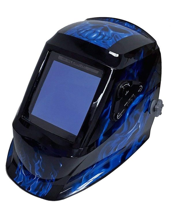 Instapark ADF Series GX990T Solar Powered Auto Darkening Welding Helmet
