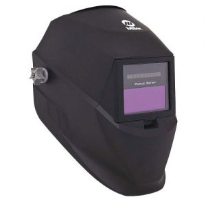 Welding Helmet- Shade 3 and 8-12- Black