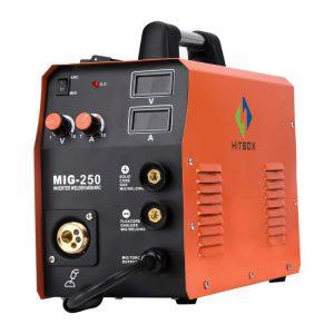 HITBOX New Arrival Mig Welder MIG250 MIG TIG ARC Welding Machine