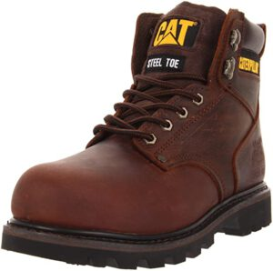 Caterpillar Men's Second Shift –Best Work Boot For Welders