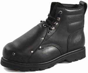 Rhino 6 inch Metatarsal 6MS01 – Best Protective Welding Boots