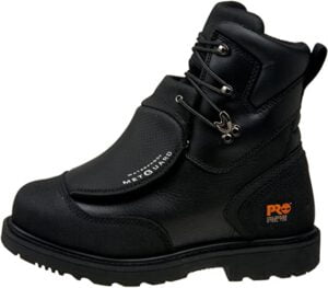 Timberland PRO Men's 53530 8 Inch- Best Steel Toe Boot For Men