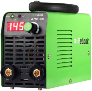 ARC Welder Dual Voltage 145 AMP - Reboot ARC145 MINI Stick ARC Welding Machine