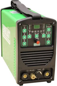 EVERLAST PowerARC 161 HF TIG Stick IGBT Welder 110/220 Dual Voltage
