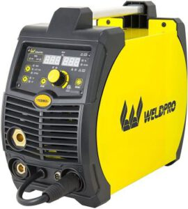 Weldpro 200 Amp Inverter Multi-Process Dual Voltage Welder