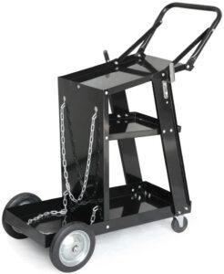 Yaheetech 3-Tier Welding Cart MIG TIG ARC