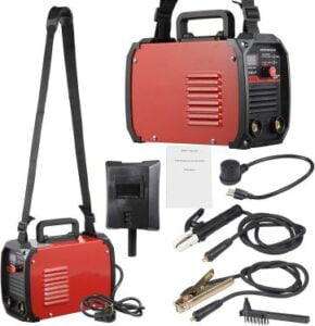 ZENSTYLE Arc Welding Machine DC Inverter Dual Voltage IGBT Stick Arc Welder