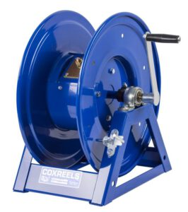 Coxreels 1125WCL-6-C Large Capacity hand Crank Welding Cable Reel