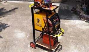 How To Build A Welding Cart At Home