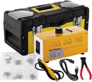 VOTOER Plastic Bumper Repair Kit Hot Stapler Plastic Welder