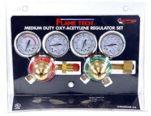 Victor Compatible Flame Tech Oxy-Fuel Medium Duty Regulators VMORAR-CS