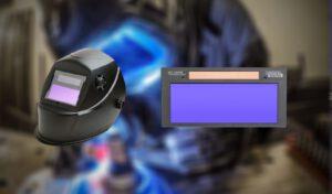 Auto Darkening Welding Lens