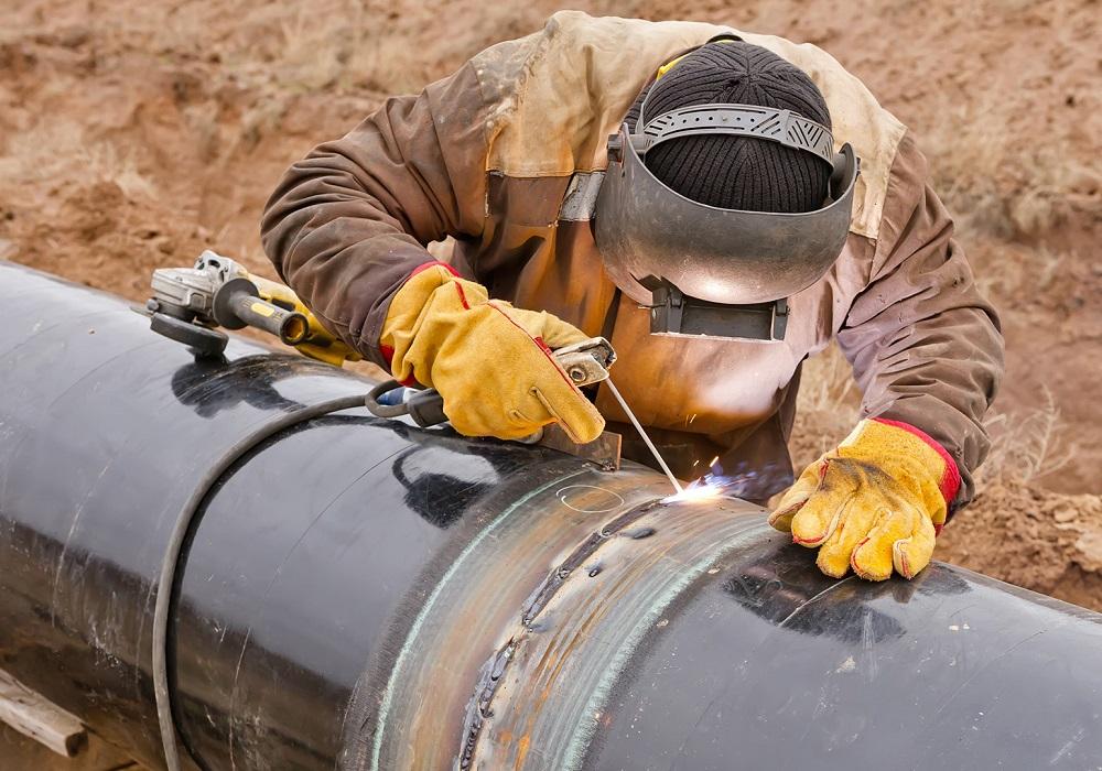 best pipeline welding machine
