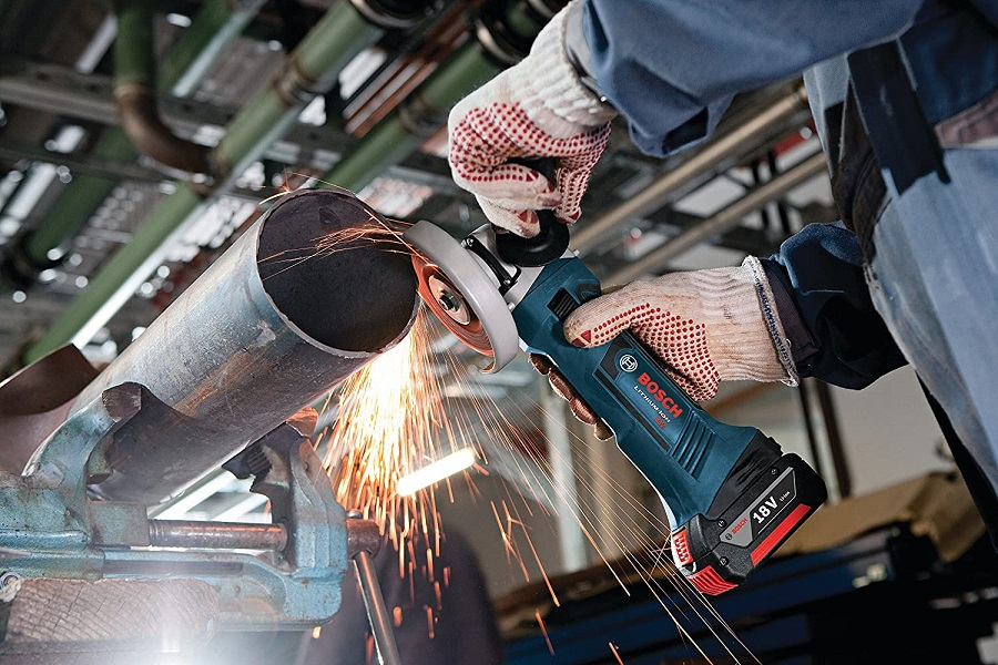 Benefits of Cordless Angle Grinders