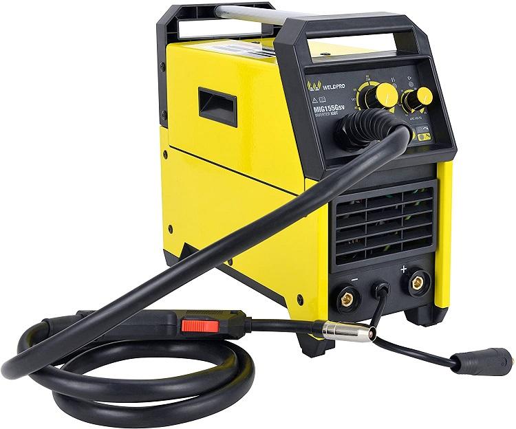 Benefits of Dual Voltage MIG Welder