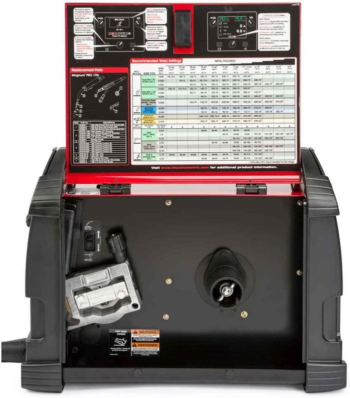 Features of Dual Voltage MIG Welder